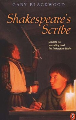 Shakespeare's Scribe   -     By: Gary Blackwood