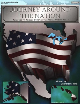 Journey Around the Nation, Grades 2-5   -