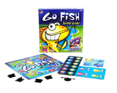 Go Fish (Board Game)   -