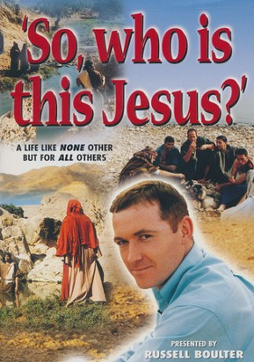 So, Who Is This Jesus? DVD   -