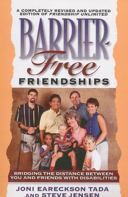 Barrier-Free Friendships   -     By: Joni Eareckson Tada, Steve Jensen