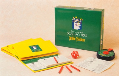 Scattergories Catholic Edition   -