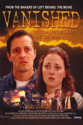 Vanished DVD   -