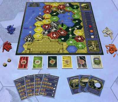 Settlers of Canaan Game   -
