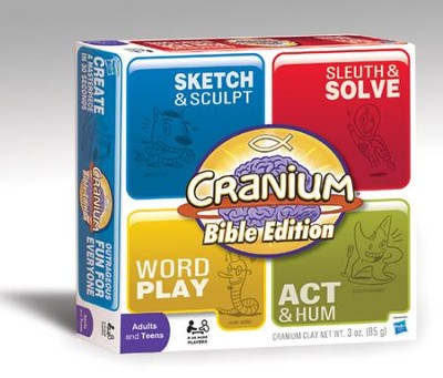 Cranium Bible Edition Game   -