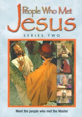 People Who Met Jesus #2, DVD   -
