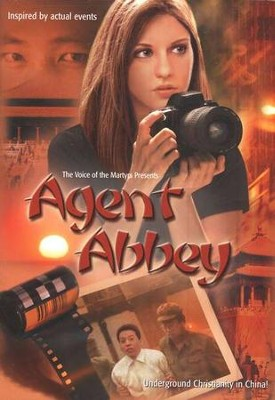 Agent Abbey, DVD   -