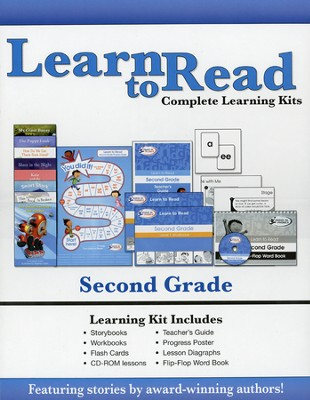 Learn to Read: Second Grade   -