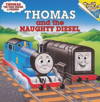Thomas and the Naughty Diesel   -     By: Rev. W. Awdry     Illustrated By: Josie Yee