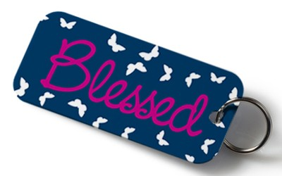 RuMeID Key Tag, Blessed  -