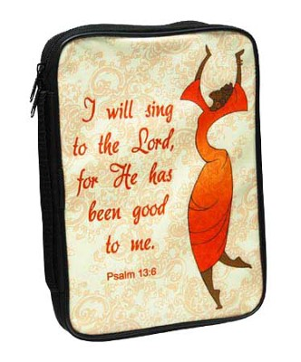 I Will Sing Bible Cover  -