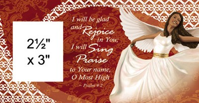 I Will Sing Praise Photo Frame  -