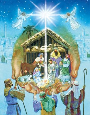 In His Hands Advent Calendar  -