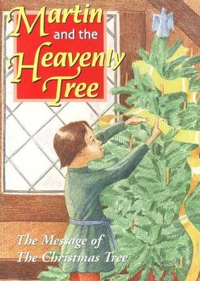 Martin and the Heavenly Tree, DVD   -