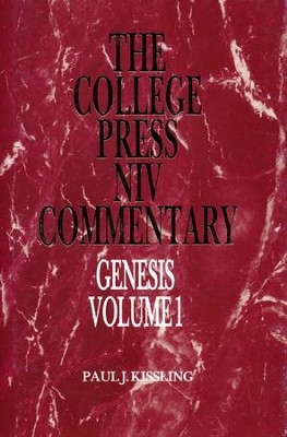 Genesis, Vol. 1: The College Press NIV Commentary   -     By: Paul J. Kissling
