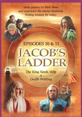 Jacob's Ladder, Episodes 10 & 11: The King Needs Help /  Death Waiting, DVD  -