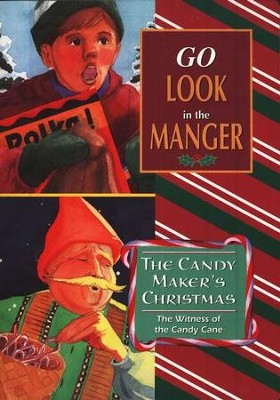 Go Look In the Manger & Candy Maker's Christmas, DVD   -