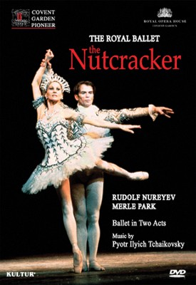 Nutcracker with Nureyev   -     By: Royal Ballet