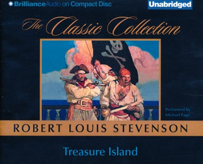 Treasure Island - audiobook on CD   -     By: Robert Louis Stevenson