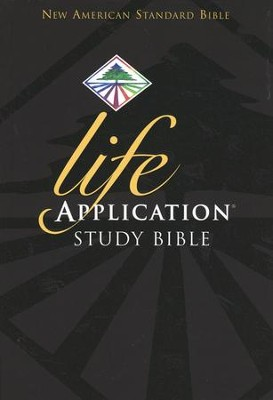 NAS Life Application Study Bible, Hardcover   -