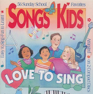 Songs Kids Love To Sing, Compact Disc   -     By: Richard Gieseke