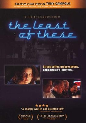 The Least of These, DVD   -