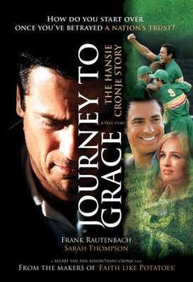 Journey to Grace: The Hansie Cronje Story, DVD   -