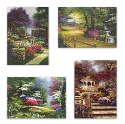 Special Loved Ones Sympathy Cards, Box of 12   -     By: Egidio Antonaccio