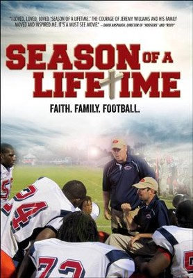 Season of a Lifetime, DVD   -