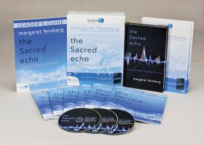 The Sacred Echo DVD Kit: 6 Session Video-Driven Bible Study  -     By: Margaret Feinberg