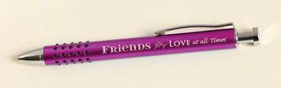 Friends Love At All Times Pen  -