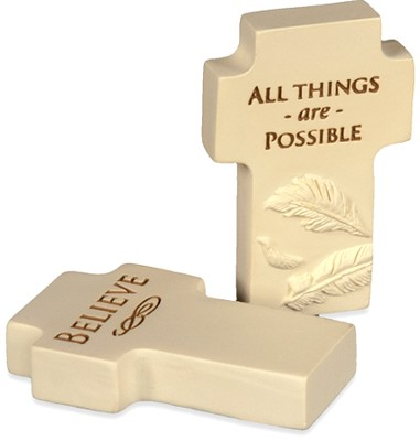 All Things Are Possible Cross  -