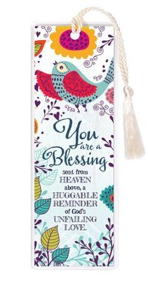 You Are A Blessing Sent From Heaven Bookmark  -