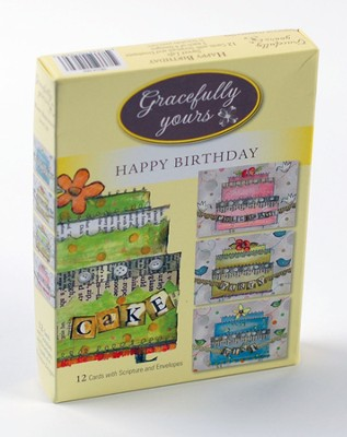 Sweet Life Cards, Box of 12  -     By: Lisa Kaus