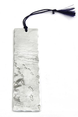 Footprints Bookmark  -