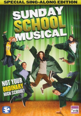 Sunday School Musical: Special Sing-Along Edition, DVD   -