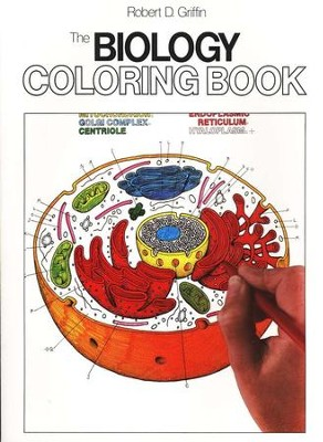 Biology Coloring Book   -     By: Robert D. Griffin