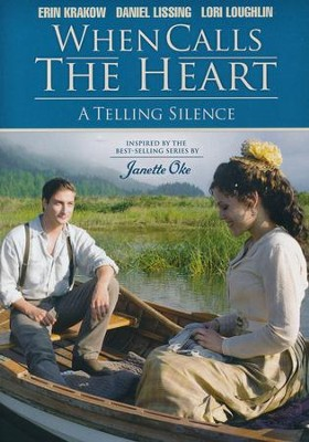When Calls the Heart: A Telling Silence DVD   -