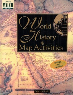 World History Map Activities   -     By: Marvin Scott