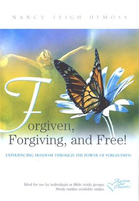 Forgiven, Forgiving, and Free! DVD   -     By: Nancy Leigh DeMoss