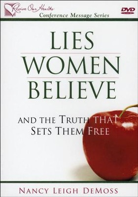 Lies Women Believe, 2-DVD Set   -     By: Nancy Leigh DeMoss
