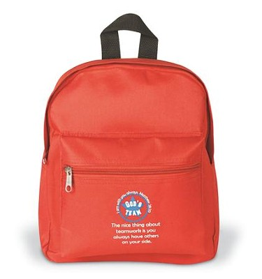 God's Team Kids Backpack  -