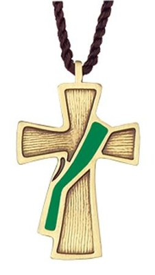 Deacon's Cross, Green Sash  -