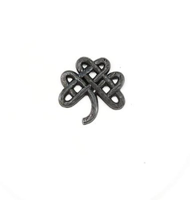 Celtic Clover Pin  -