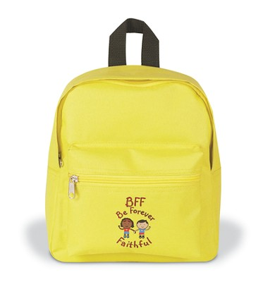 BFF Be Faithful Kids Backpack  -