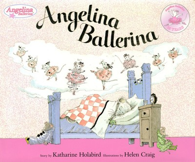 Angelina Ballerina 25th Anniversary Edition  -     By: Katharine Holabird