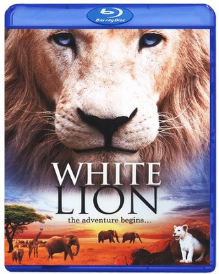 White Lion: The Adventure Begins, Blu-ray   -