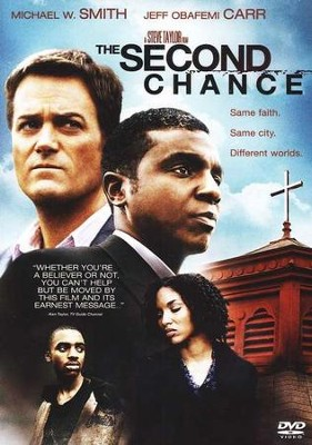 The Second Chance, DVD   -     By: Michael W. Smith
