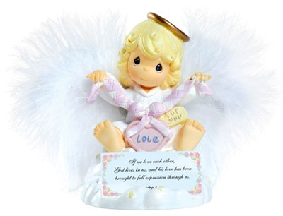 Love Angel, Precious Moments  -     By: Precious Moments