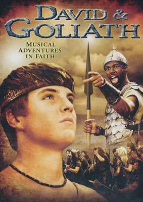 David and Goliath, DVD   -